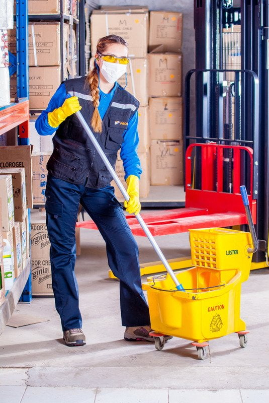 commercial cleaner eastern creek